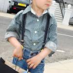 Cool shirts with polka dot