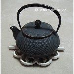 "New tea pot ""Nambu ironware"""