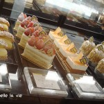 Japanese cakes –  Cafe with kids