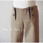 Coming soon – Kids Sailor Pants
