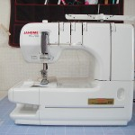2 new sewing machines!