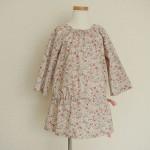 Smock dress – dropped waist
