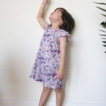 "New Summer dress ""Fuwa fuwa dress"""