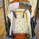 Useful? Pushchair liner