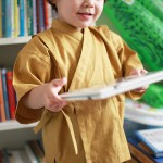 Next new pattern will be Jinbei for kids