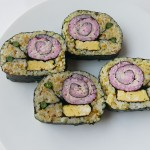 Creative Sushi Roll ( Kazari Maki Sushi )