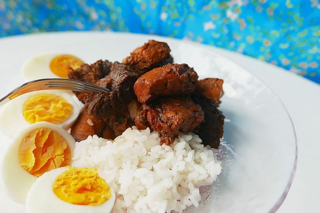 Pork & Chicken Adobo