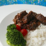 Cola-Braised Beef
