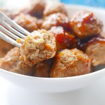 Sweet and Sour Meatballs – Amazu sauce