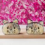 Creative Sushi Roll – Kazari Sushi – Cat