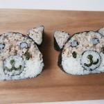 Creative Sushi Roll – Kazari Sushi – dog