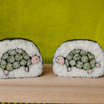 CREATIVE SUSHI ROLL – KAZARI SUSHI – Turtle