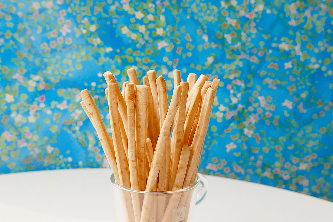Pocky crackers - salty appetizer