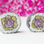 Creative Sushi Roll – Flower