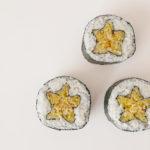 Creative Sushi Roll – Star