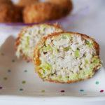 Cabbage croquette