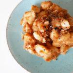 Potato nikorogashi – Japanese style