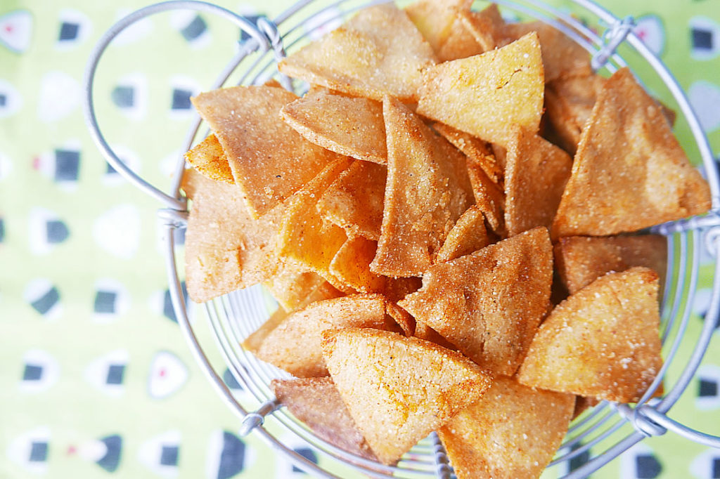 Corn chips – Doritos