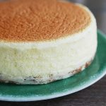 Easy souffle cheese cake – 18cm circle