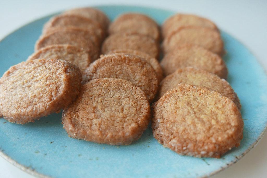 Sesame Sablé – biscuit