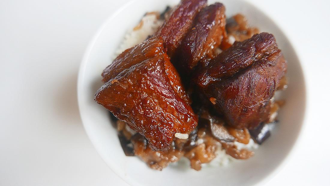 Buta no kakuni – Japanese Braised Pork Belly - Pressure Cooker