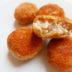 Cauliflower croquettes