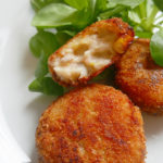 Shrimp cream croquette