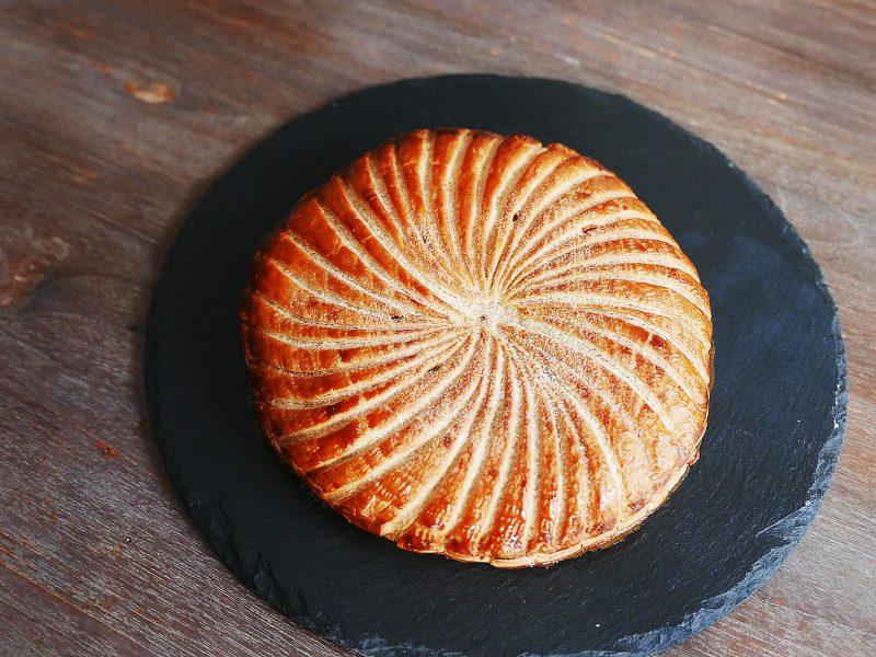 King cake (Galette des rois)