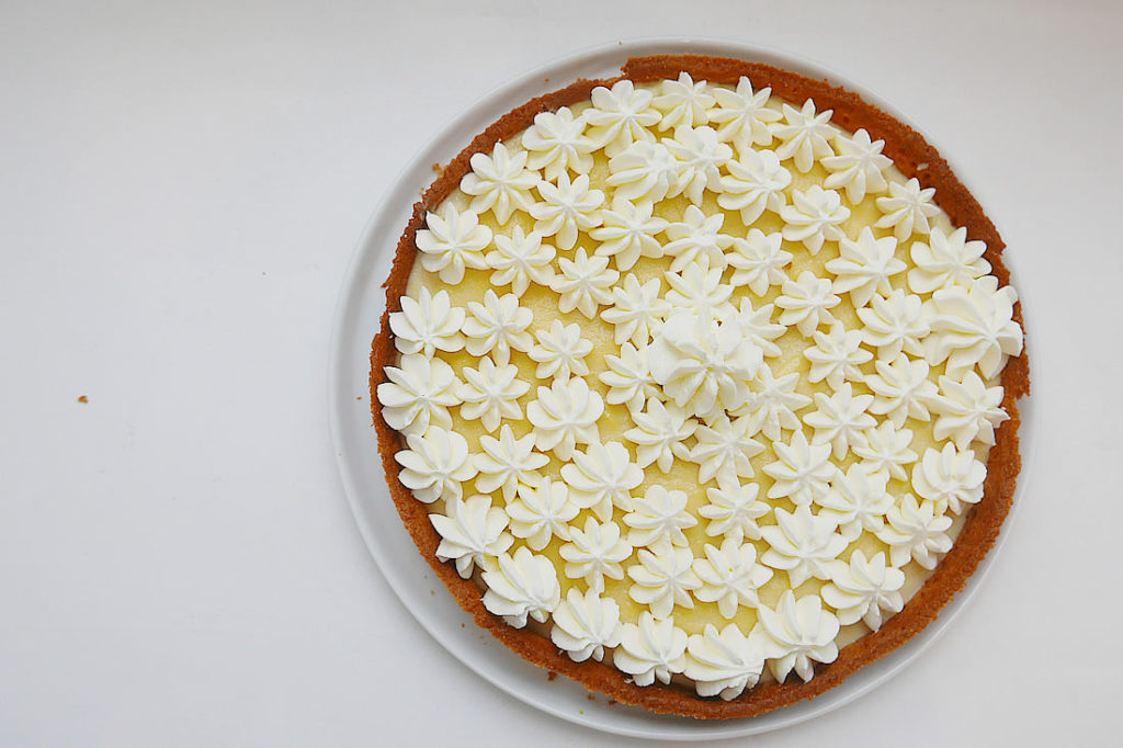Pudding tart