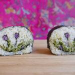 Creative Sushi Roll – Summer Flower