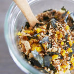 Tamago furikake / Noritama – Japanese rice seasoning