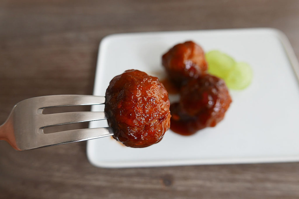 Japanese style pork meatballs – amakara