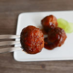 Japanese style pork meatballs – amakara