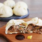 Steamed meat buns – Nikuman