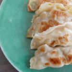 Pork and Cheese gyoza