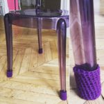 Winter is coming : socks for… chairs