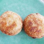 Japanese potato croquette (Nikujaga korokke)