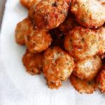 Crunchy Tofu Balls
