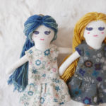 Cocoro dolls with Sakura dress are coming to town