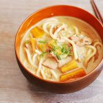 Milk Curry Udon
