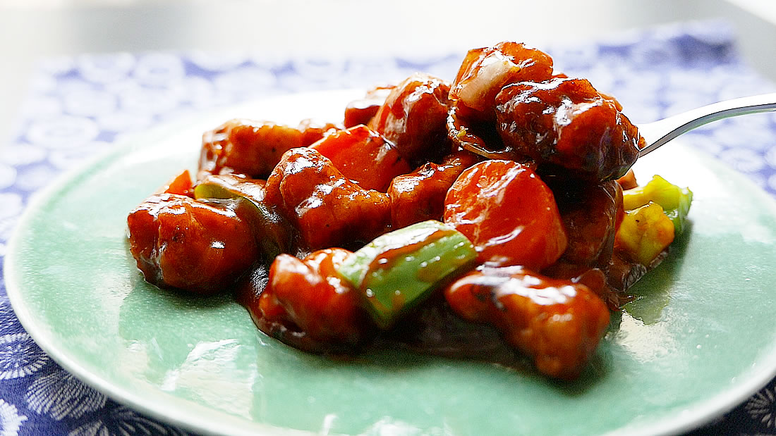 Subuta - Sweet and sour pork - Version 2