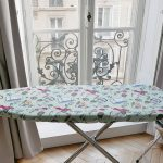 How to re-cover your ironing board