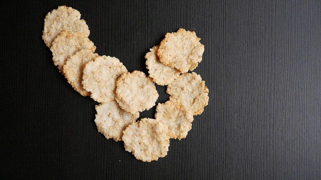 Senbei (Okaki) - Japanese rice crackersecipe