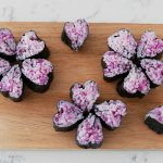 Making Kazari Sushi : Sakura petals
