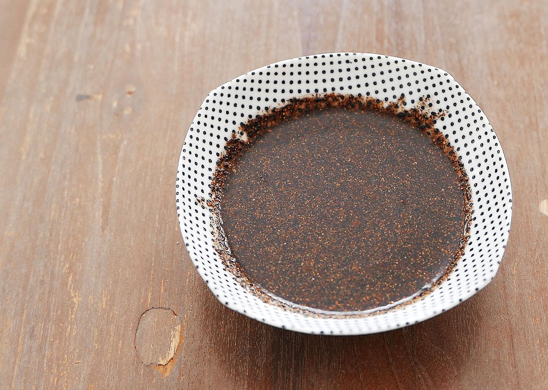 Black garlic oil - Ma-yu oil (Mayu oil)