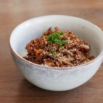 Yakiniku Donburi – Grilled beef bowl