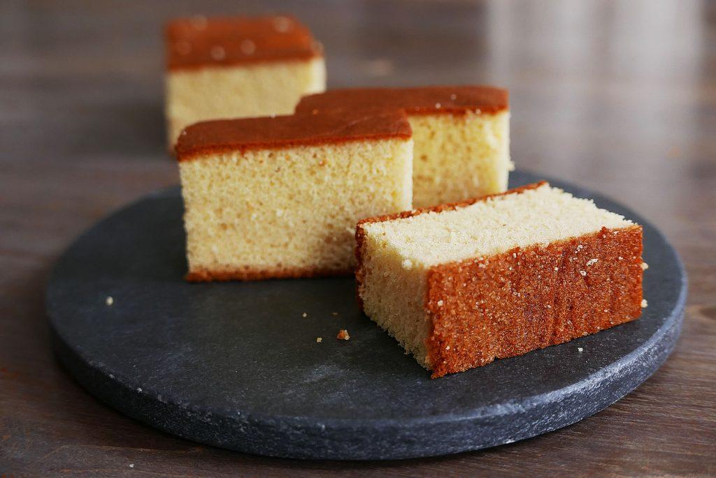 Japanese Castella Cake