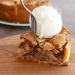 Dutch Apple Pie Appeltaart à la Winkel 43 ダッチアップルパイ