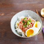 Salmon Donburi Rice Bowl