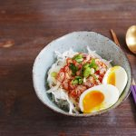 Salmon Donburi Rice Bowl – Quick Lunch